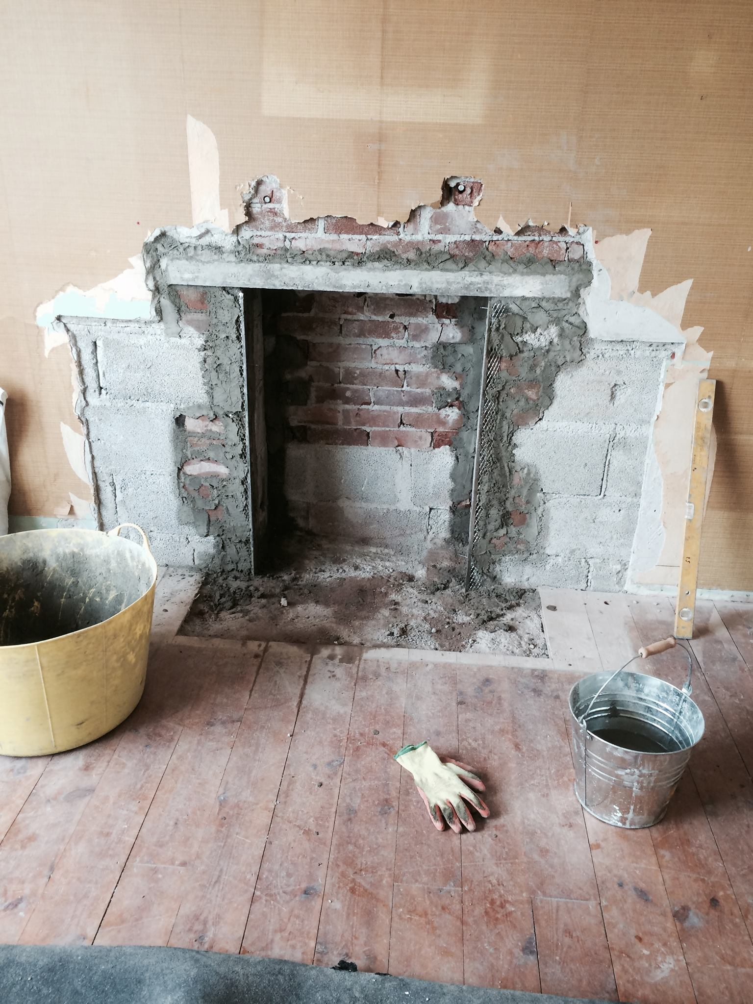 Removing Gas Fireplace ~ dact.us